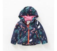 Куртка для девочки Сад