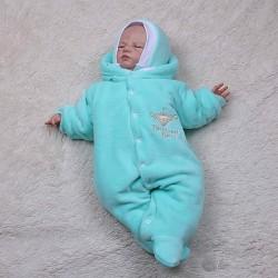 Комбинезон Baby Brilliant (ментол)