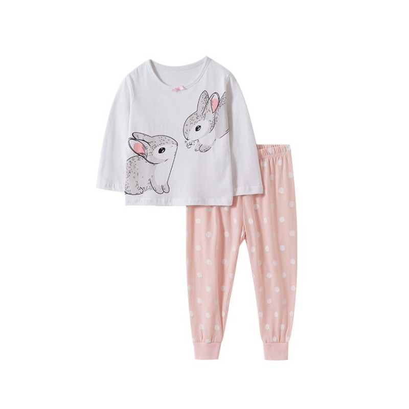 Пижама для девочки Two hares