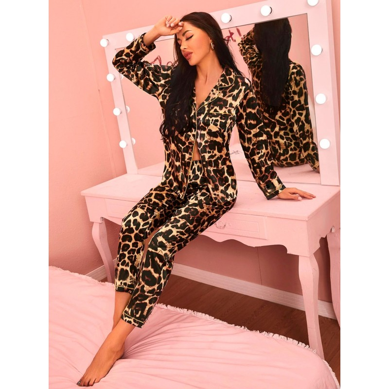 Пижама женская Leopard style