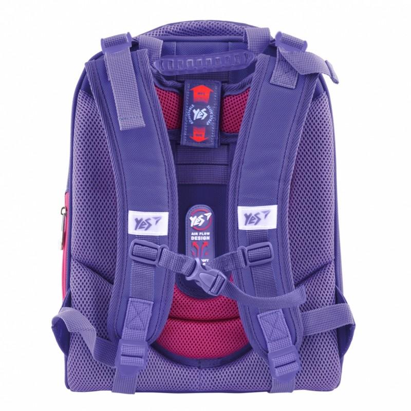 Рюкзак школьный каркасный фото