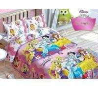 Комплект постельного белья DISNEY PRINCESS