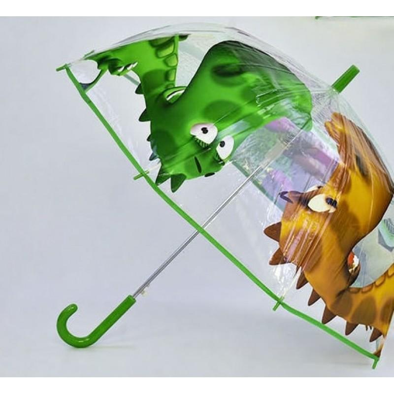 фото Зонтик детский динозавры