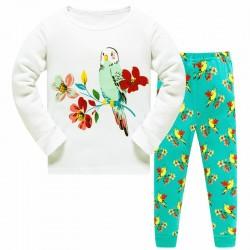 Пижама Попугай