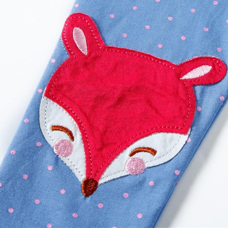 Леггинсы для девочки Red Fox фото