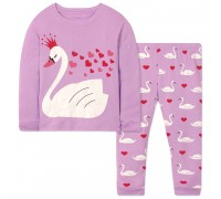 Пижама Лебедь