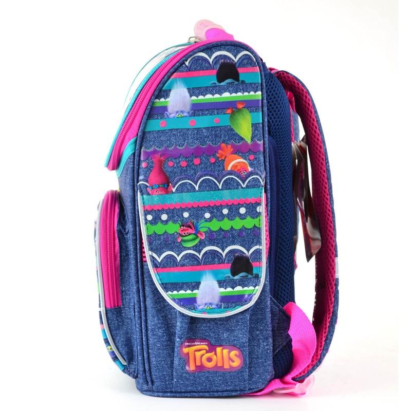 Рюкзак каркасный девочке фото