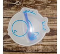 Набор детской посуды Рыбка 3 предмета