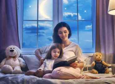 Что прочесть ребенку перед сном