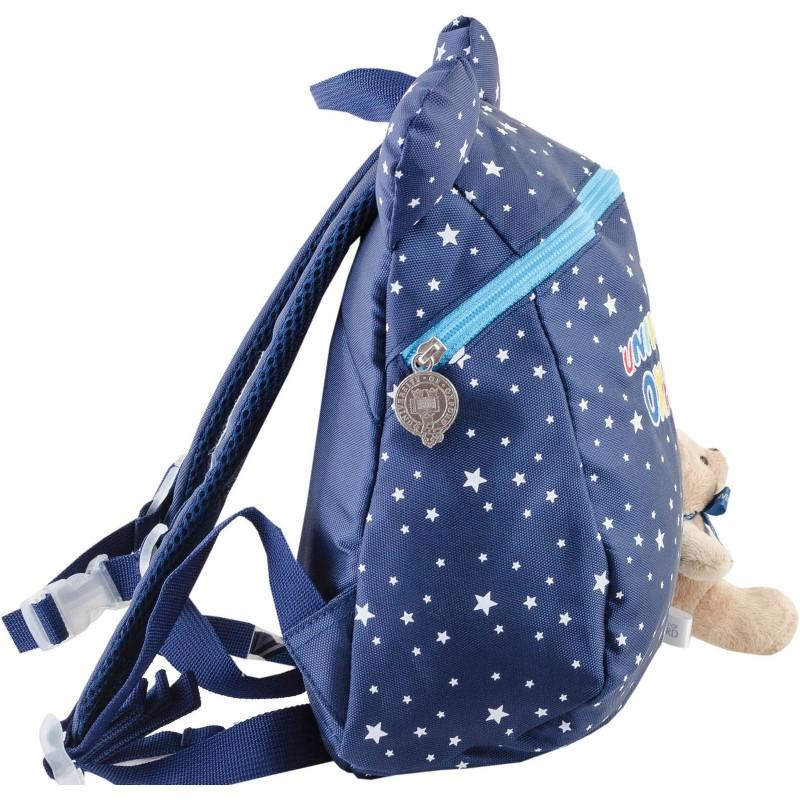 Рюкзак детский синий YES Weekend фото