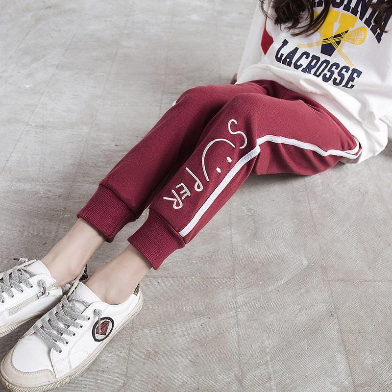Штаны для девочки Super подросток