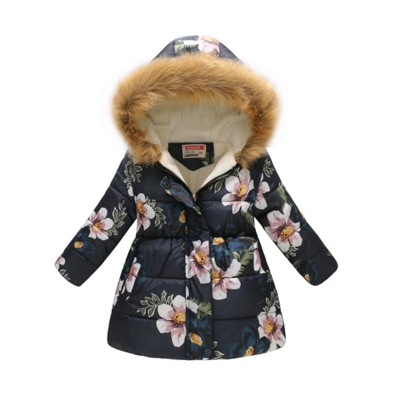 Демисезонная куртка для девочки лепестки фото