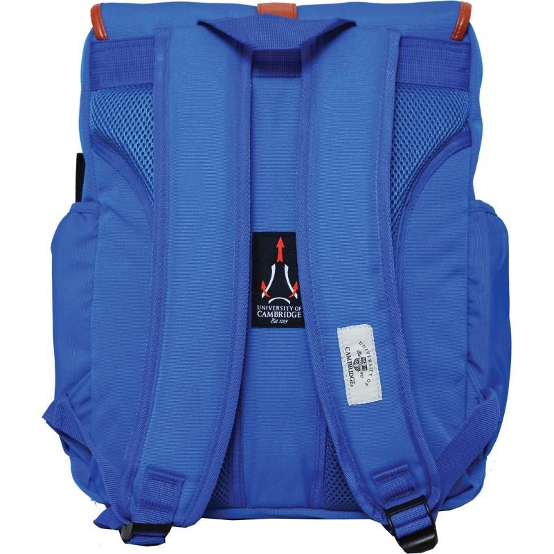 Рюкзак подростковый голубой