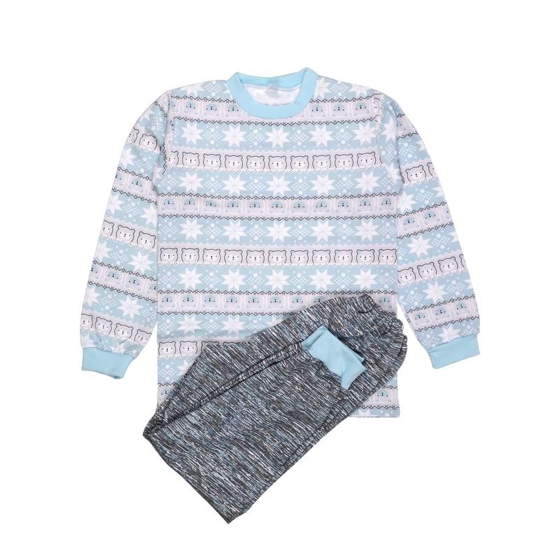 фото пижама детская зима