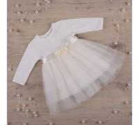 Нарядное платье Неля дл.рукав