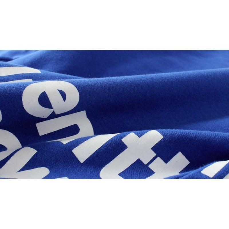Свитшот детский Words, синий