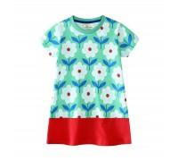 Платье для девочки Ромашки