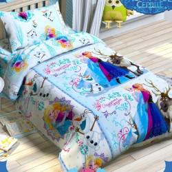 фото Детское постельное белье Frozen