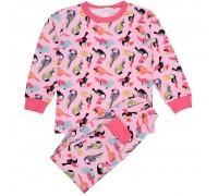 Пижама детская туканы