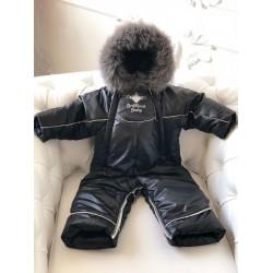 фото дитячий зимовий комбінезон теплий