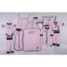 Набор для выписки Беби Бокс (розовый)