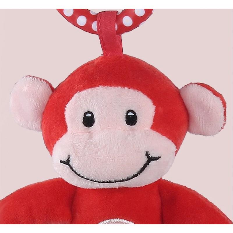 Подвеска Красная обезьянка