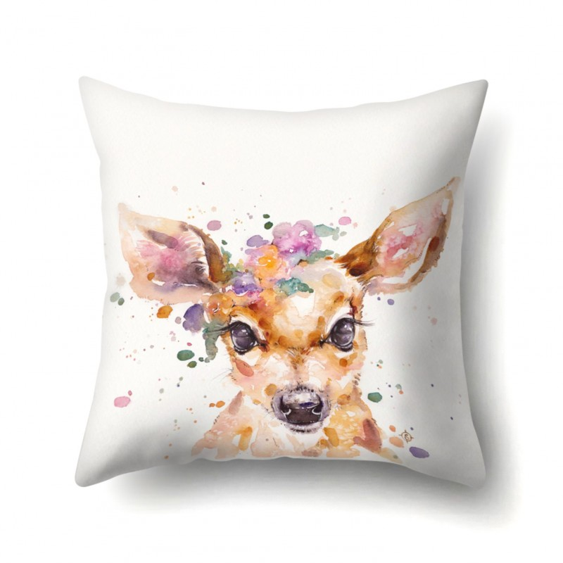 Наволочка декоративная Deer