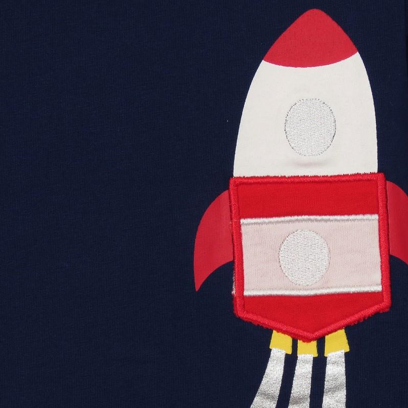 Кофта для мальчика Ракета