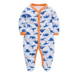 Чоловічок для хлопчика Сині динозаври