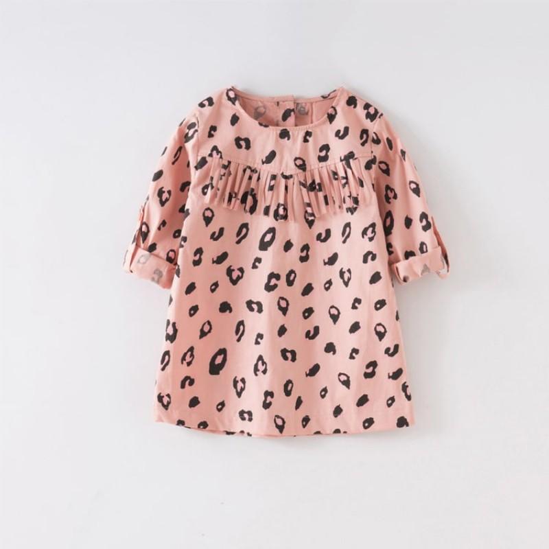 Платье для девочки Пятнышки