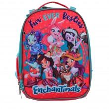 Рюкзак шкільний каркасний Enchantimals