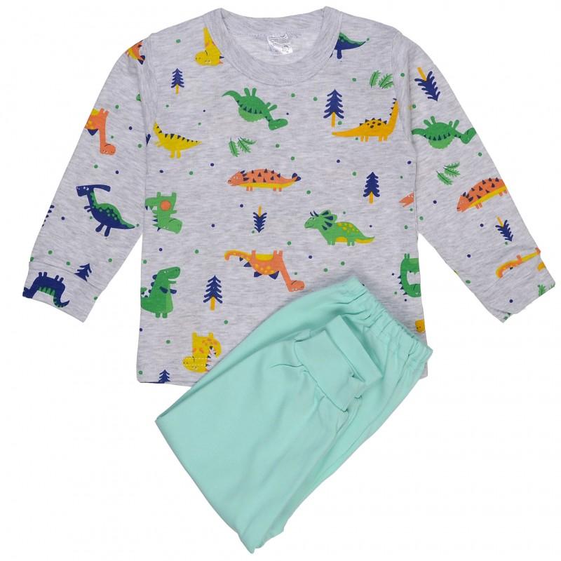 фото пижама детская dinosaurs