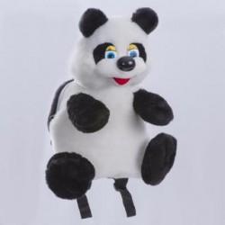 фото рюкзак игрушка панда