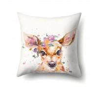 Наволочка декоративная Deer 45 х 45 см