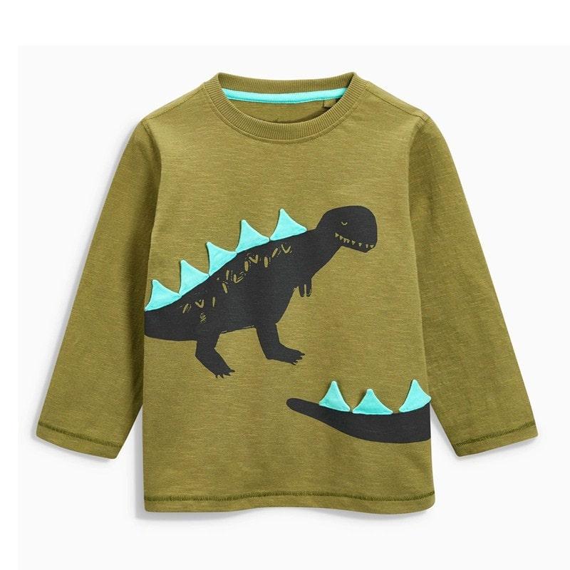 Кофта для мальчика Динозавр картинка