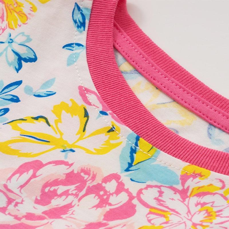 Пижама для девочки Бабочка фото