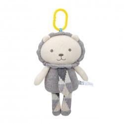 Мягкая игрушка - подвеска Лев