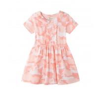 Платье для девочки Небеса