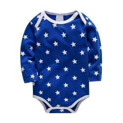 Боди детский Звезды