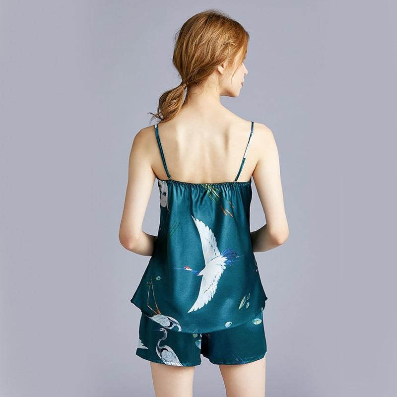 Пижама женская Beautiful stork картинка