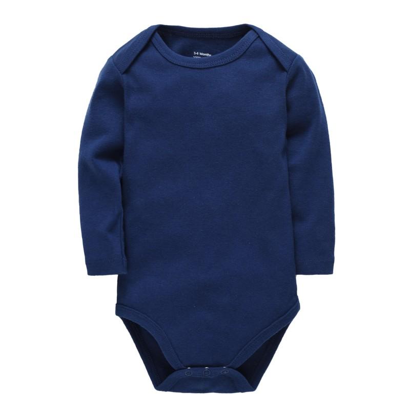 Боди детский Синяя палитра