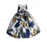 Платье для девочки Листочек