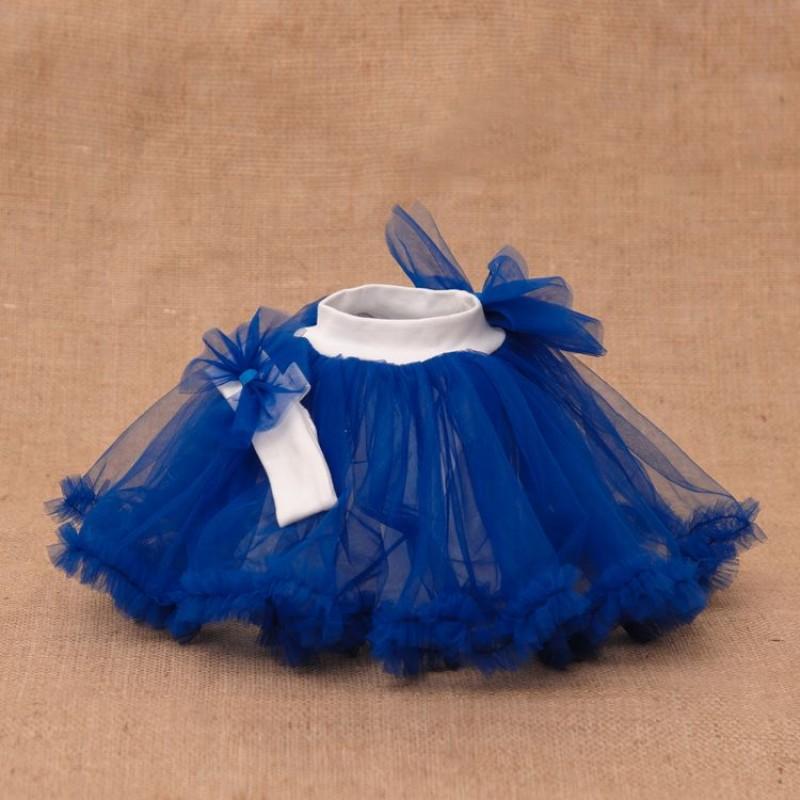 изображение Нарядный костюм для девочки Фатин