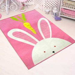 Коврик для детской комнаты Кролик 100 х 130 см