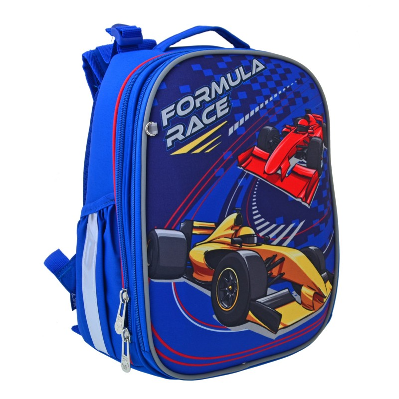Рюкзак школьный каркасный Formula