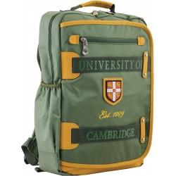 Підлітковий Рюкзак зелений 29*43*12