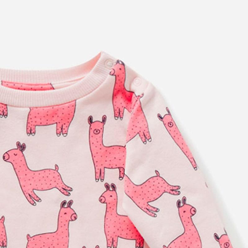 Кофта для девочки Lamas