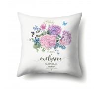 Наволочка декоративная Floral exclusive 45 х 45 см