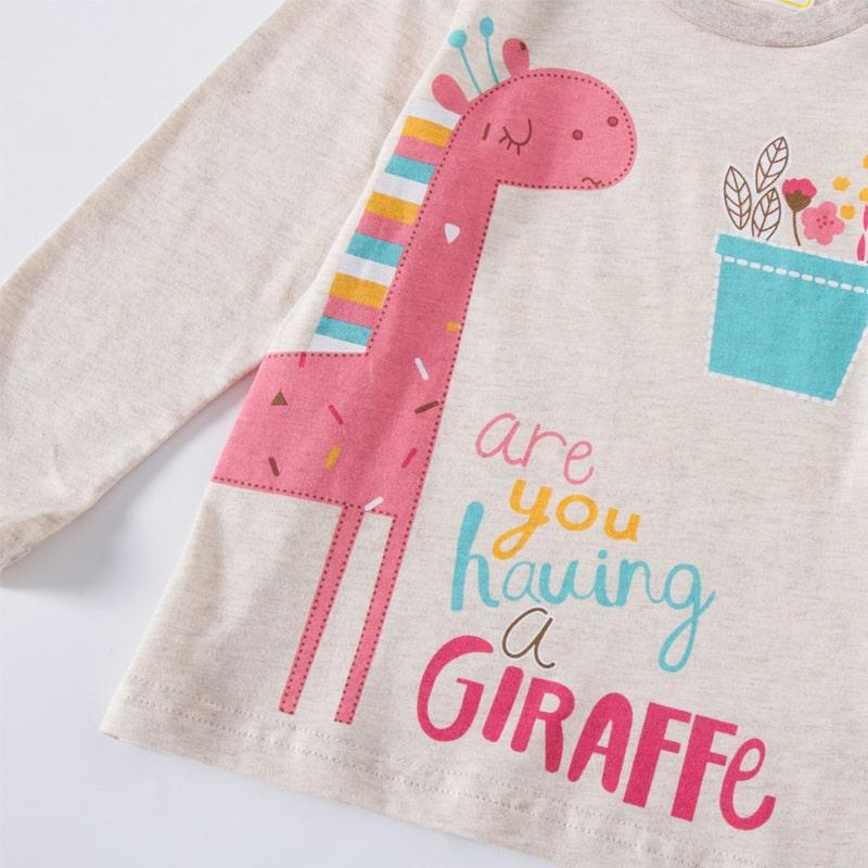 Кофта для девочки Giraffe