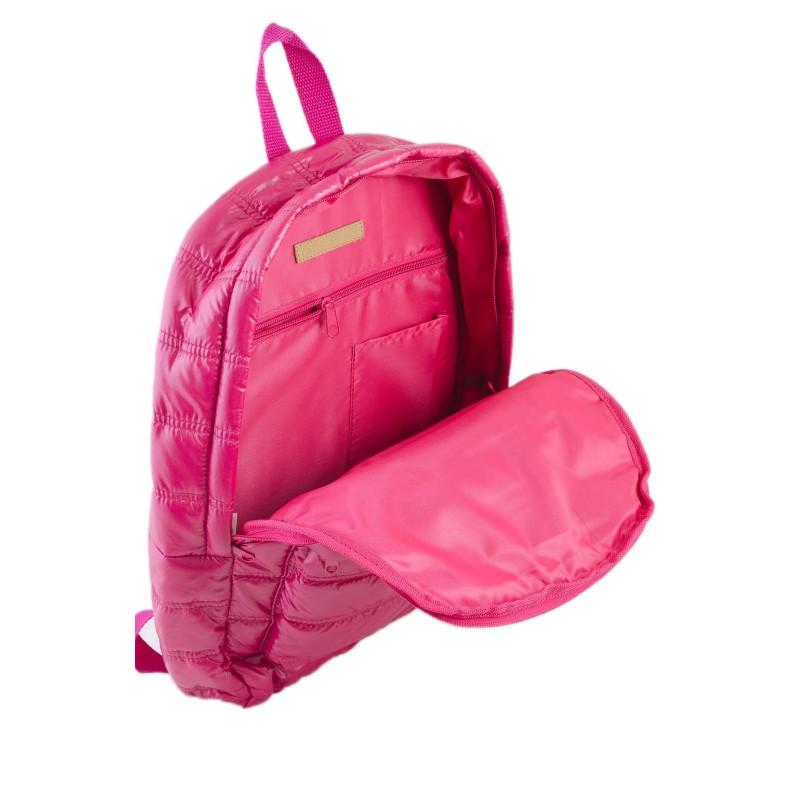 Ранец дутый для девочки фото